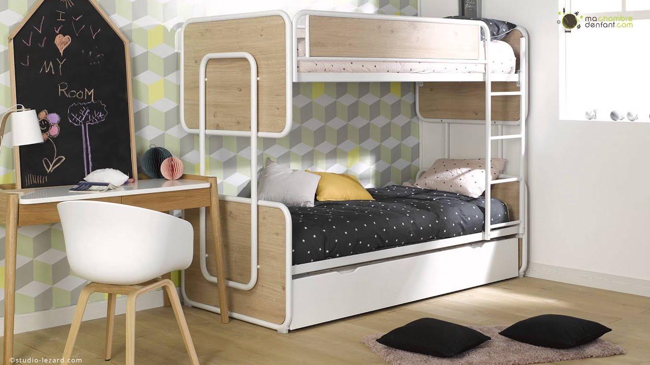 Chambre pour enfant : Un drap au-dessus du lit ?
