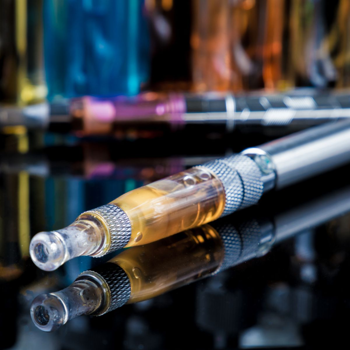 Cigarette électronique : un flacon monumental ?